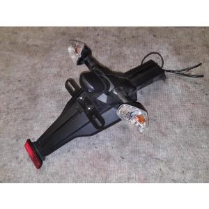 Kennzeichenträger Kennzeichhalter + Blinker Kawasaki Z800
